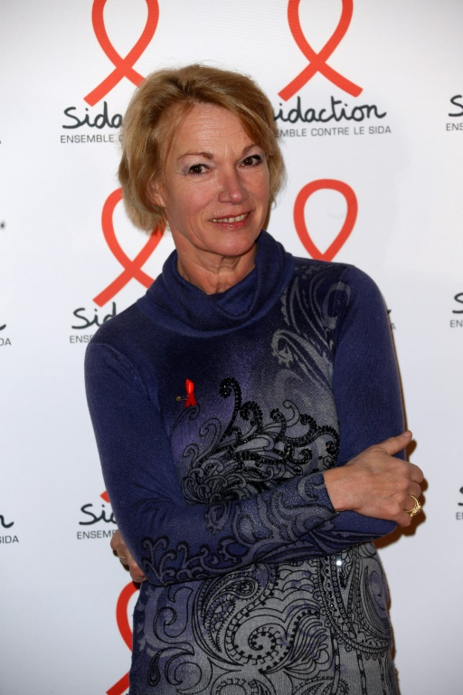 Brigitte Lahaie, le 7 mars 2016
