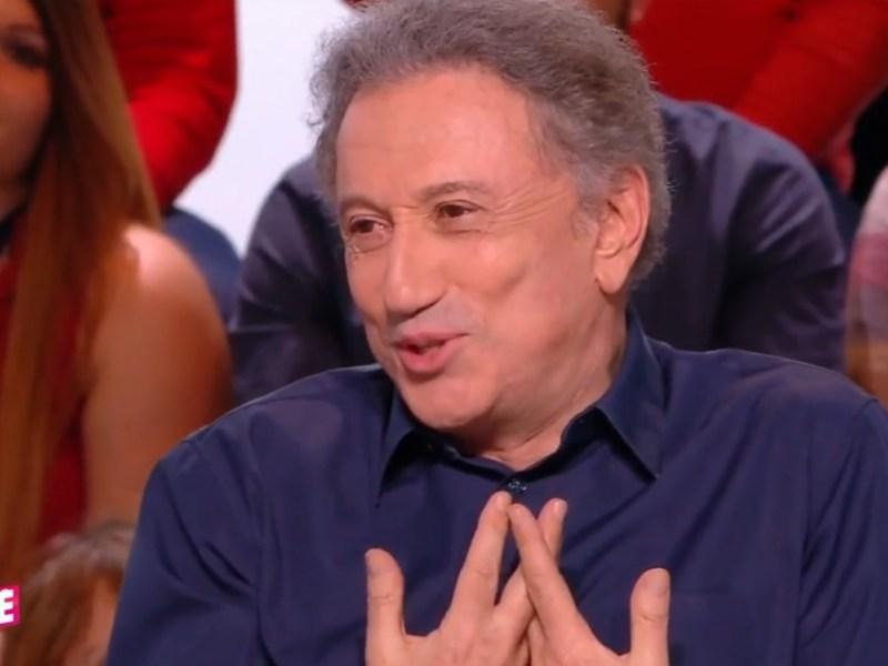 """Michel Drucker balance : Johnny Hallyday et Claude François """"se détestaient vraiment"""""""