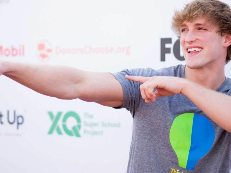Logan Paul offre 1 million de dollars pour la prévention contre le suicide