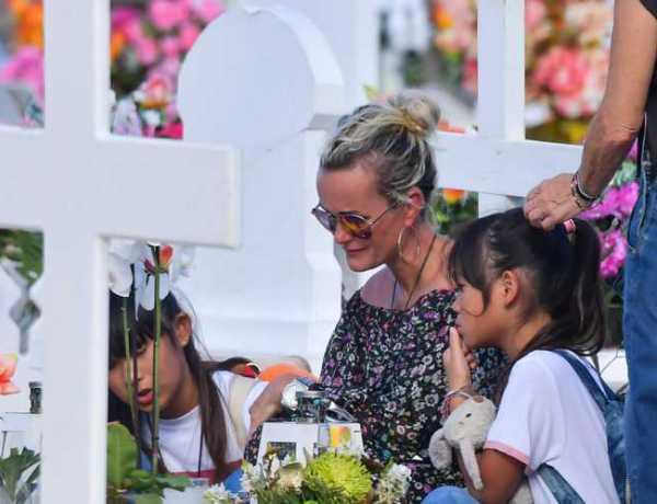 Laeticia Hallyday: Ses derniers mots sur la tombe de Johnny