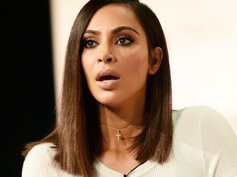 Kim Kardashian toujours plus provoc' : La bimbo s'affiche complètement nue sur Instagram
