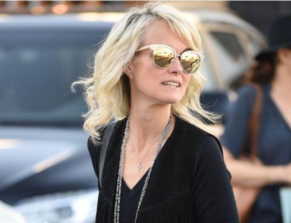 De retour à Los Angeles, Laeticia Hallyday culpabilise…