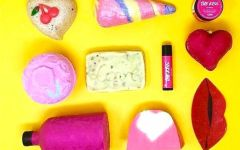 Saint-Valentin : On craque pour la collection Lush !