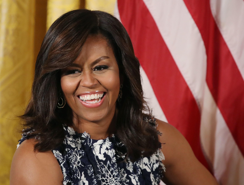 Michelle Obama parle de sa fausse couche dans ses Mémoires