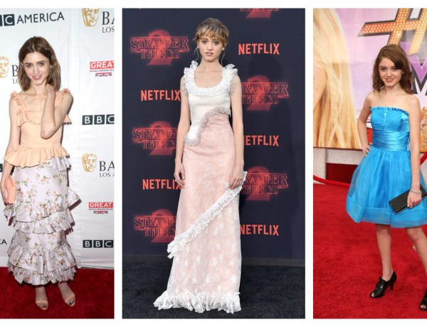 Top 7 des pires looks de Natalia Dyer (Stranger Things)