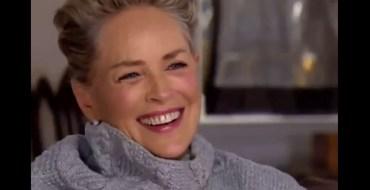 Sharon Stone : Interrogée sur le harcèlement sexuel, l'actrice éclate de rire