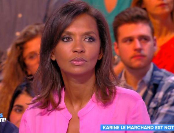 """L'amour est dans le pré : Quand des agriculteurs essaient de """"tripoter"""" Karine Le Marchand…"""