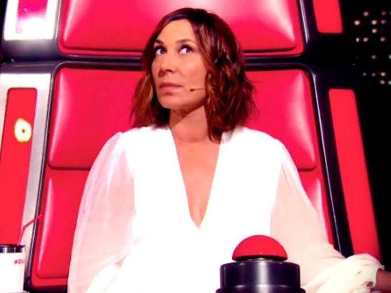 The Voice : Découvrez le prix effarant de la robe de Zazie !