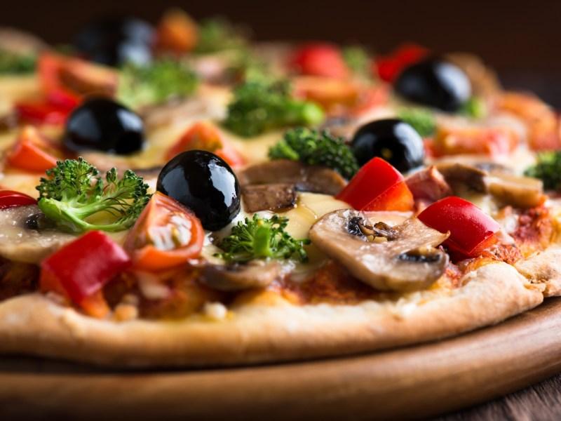 Au petit-déjeuner, préférez une pizza aux céréales: C'est plus sain !