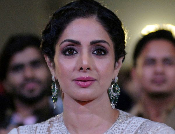 Cinéma indien : décès de la star de Bollywood Sridevi
