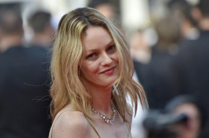Vanessa Paradis le 18 mai 2016 à Cannes