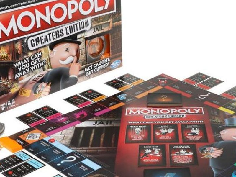 Monopoly : Une édition « spéciale tricheurs » bientôt disponible en France !