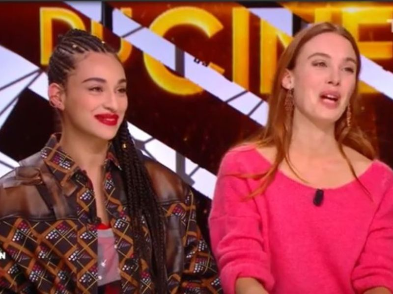 La nouvelle coiffure très osée de Camélia Jordana ne fait pas l'unanimité