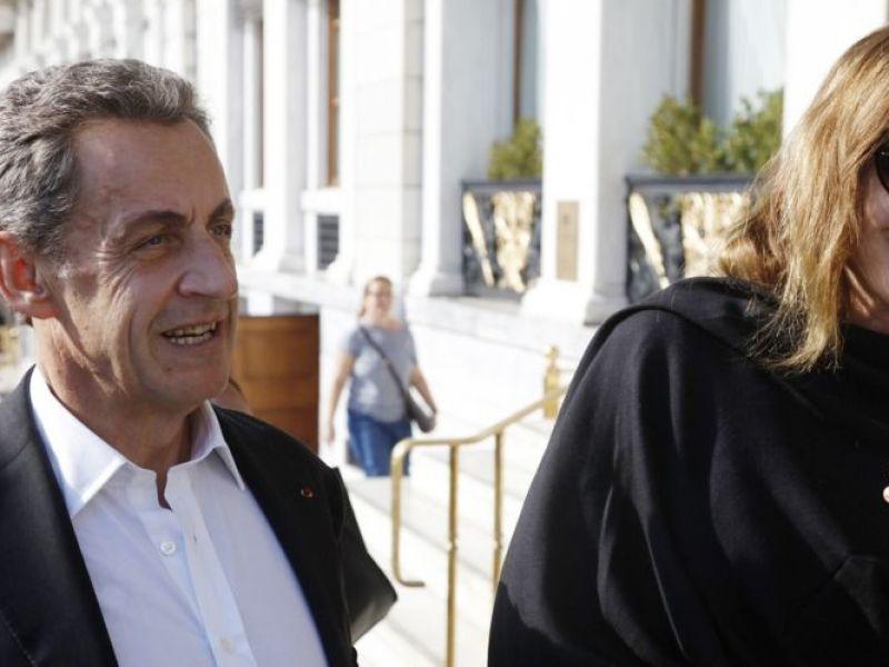 Carla Bruni partage un beau souvenir de son mariage avec Nicolas Sarkozy