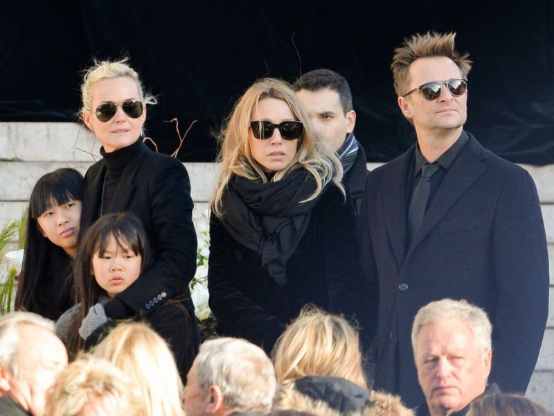 Laura Smet sur le point d'assigner en justice Laeticia Hallyday ?