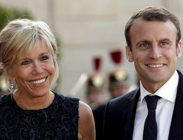 Emmanuel et Brigitte Macron : Leur petite danse en amoureux fait le buzz