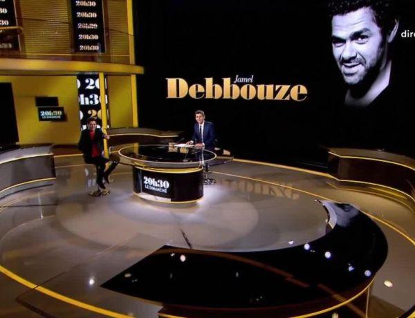 Quand Thomas Sotto remet Jamel Debbouze à sa place… avec humour !