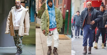 Top 10 des pires looks de Kanye West