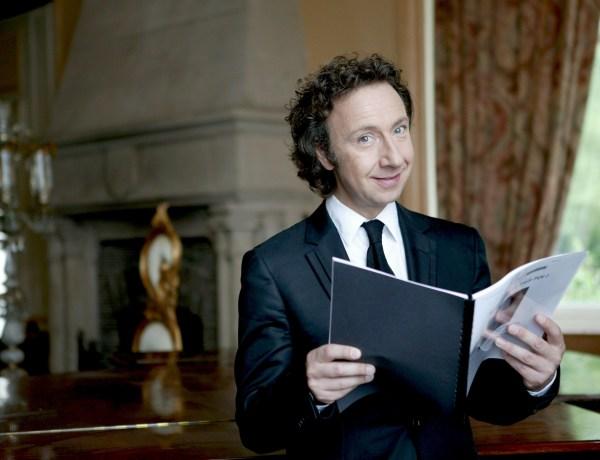 Stéphane Bern va jouer dans le prochain film de Sophie Marceau !