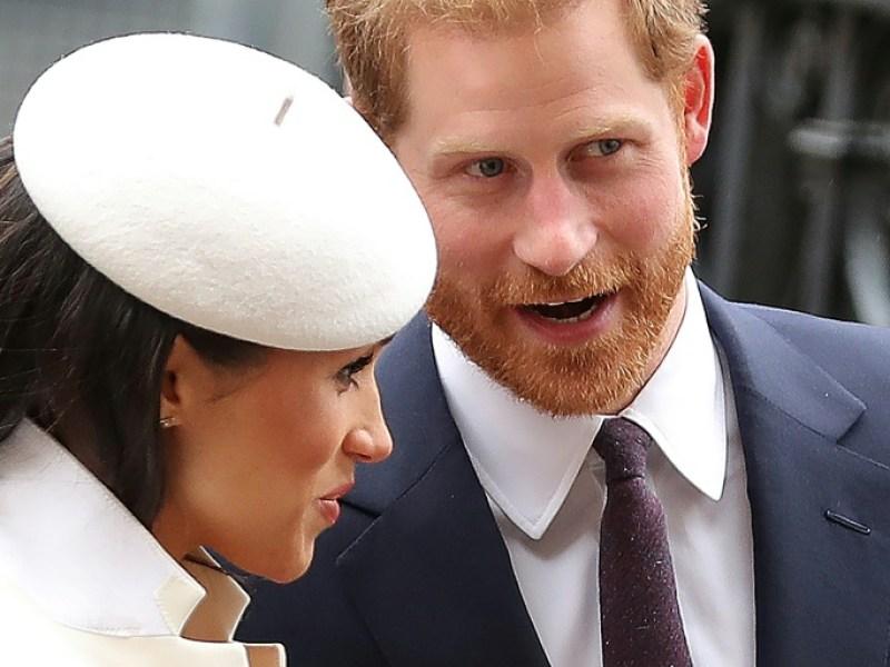 Plus de 100.000 touristes attendus pour le mariage de Harry et Meghan !
