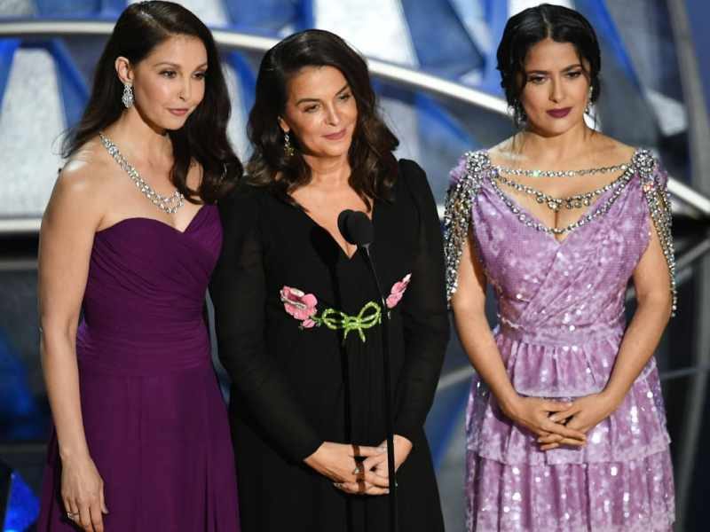 Oscars 2018 : Trois stars règlent leurs comptes avec Harvey Weinstein