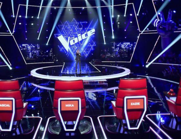 The Voice (épisode 6) : Yasmine Ammari, star en Algérie, éblouissante alors que Chloé, apeurée, craque !