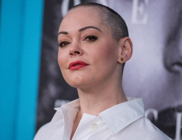 Rose McGowan : Son effrayant message vidéo à Harvey Weinstein pour son anniversaire