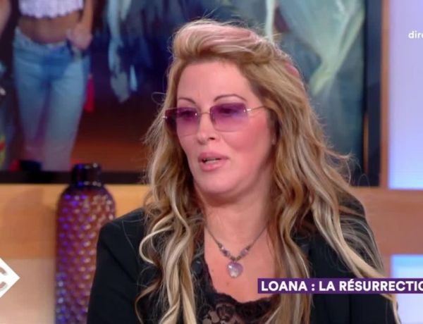 """Loana """"retouchée"""" en couverture du magazine «Elle» ? Elle réagit !"""