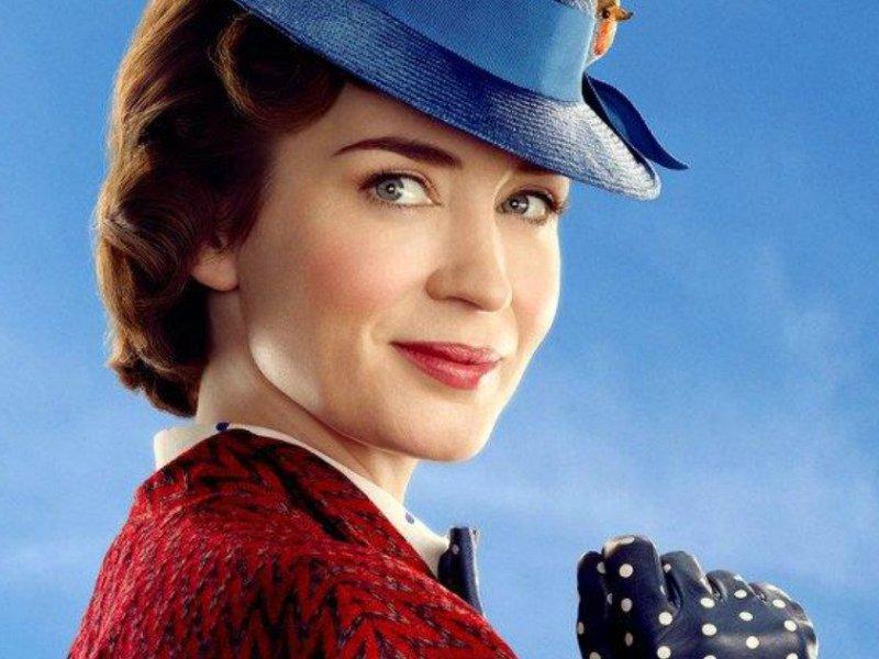 Le Retour de Mary Poppins: Disney dévoile les premières images du film!