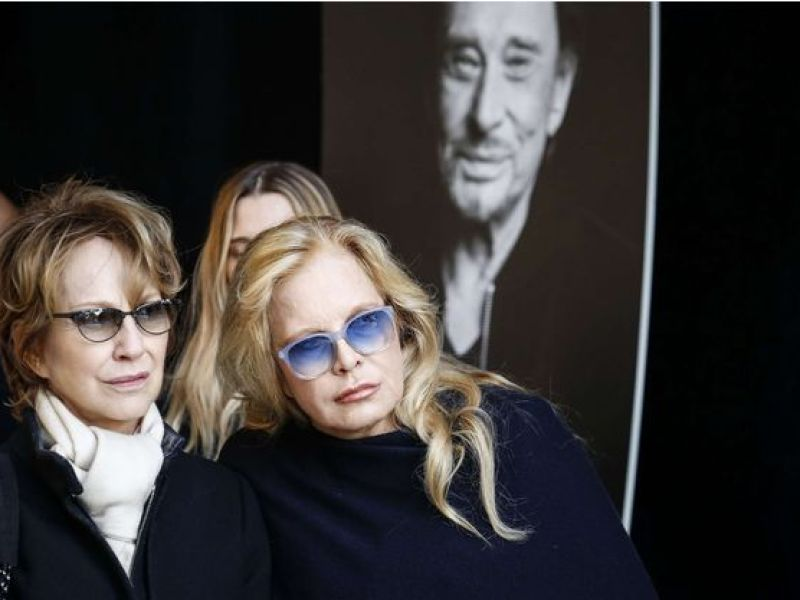 Héritage de Johnny Hallyday: Sylvie Vartan et Nathalie Baye s'allient!