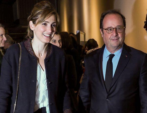 """François Hollande aime les femmes """"libres, fortes et indépendantes"""", c'est Julie Gayet qui le dit !"""