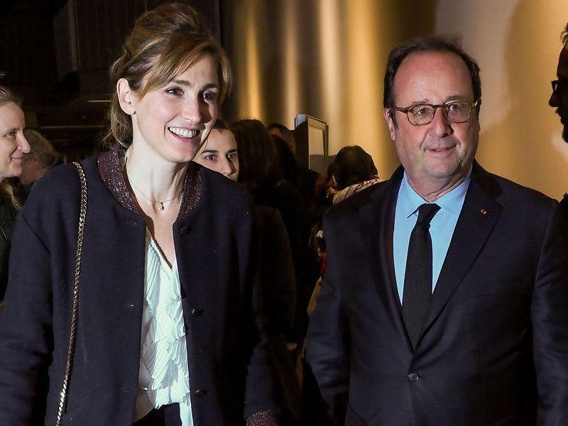 François Hollande aime les femmes «libres, fortes et indépendantes», c'est Julie Gayet qui le dit !