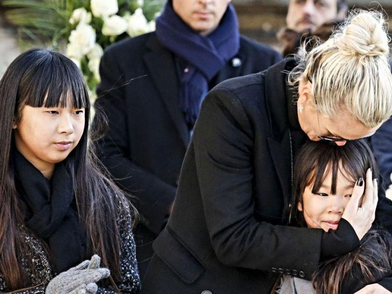 Jade et Joy souffrent: Laeticia Hallyday prend des mesures drastiques