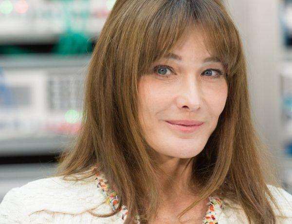 Carla Bruni: Sa petite Giulia suit déjà ses traces… et elle est adorable !