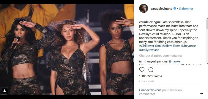 Cara Delevingne : Le mannequin explique pourquoi elle boycotte Coachella