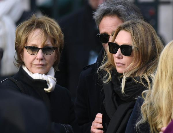Nathalie Baye sur l'héritage de Johnny Hallyday: «Une affaire trop odieuse, trop vulgaire»