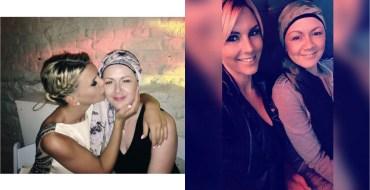 Le touchant message d'Amélie Neten pour sa sœur, une nouvelle fois touchée par le cancer