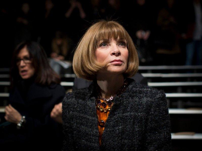 Vogue US : Anna Wintour est-elle sur le départ?