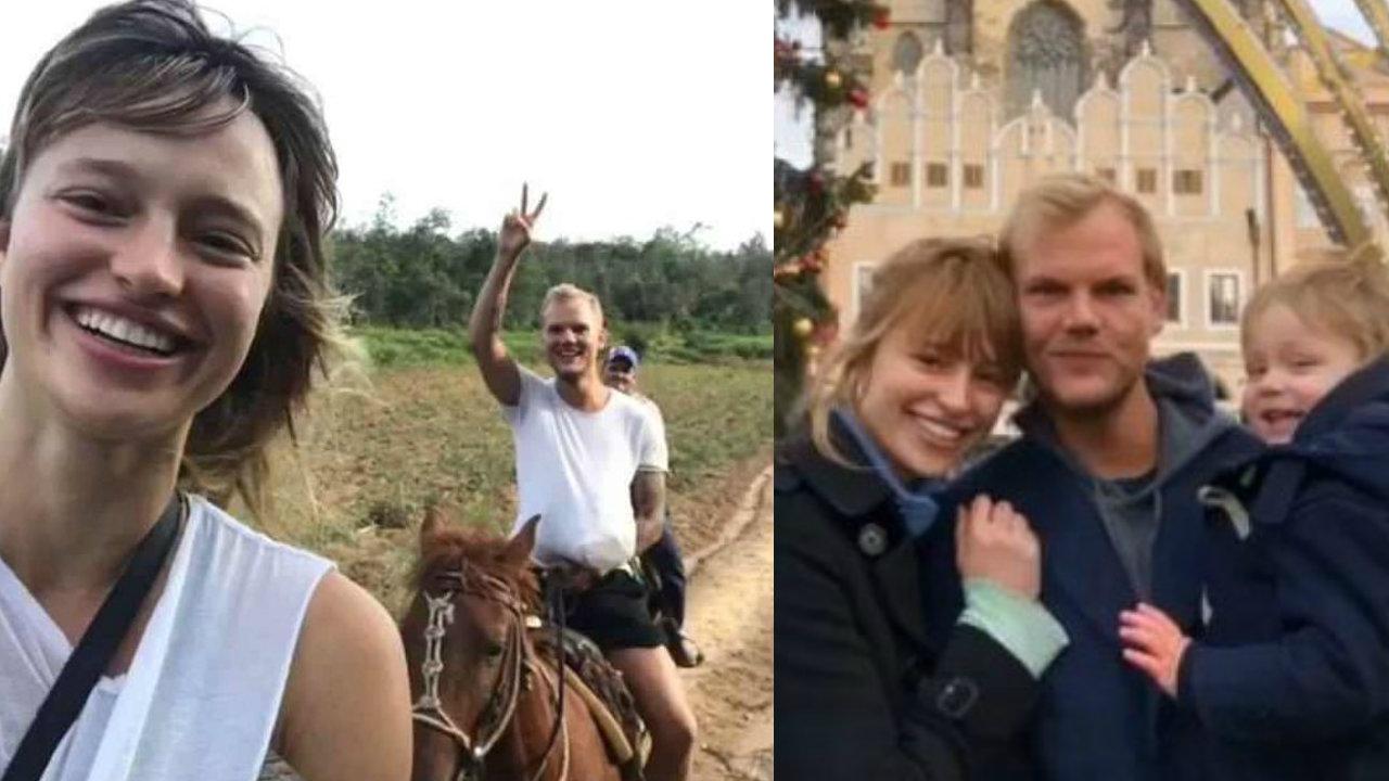 Sa mystérieuse petite amie lui rend hommage — Mort d'Avicii