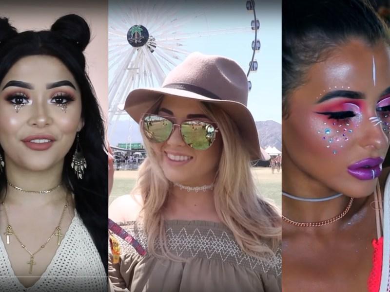 Coachella 2018 : Top 5 des meilleurs GRWM !