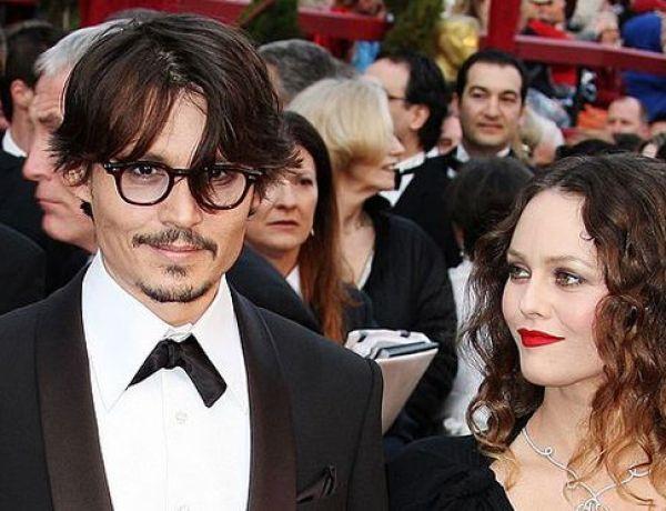 Vanessa Paradis : Son fils Jack est le portrait craché de Johnny Depp !