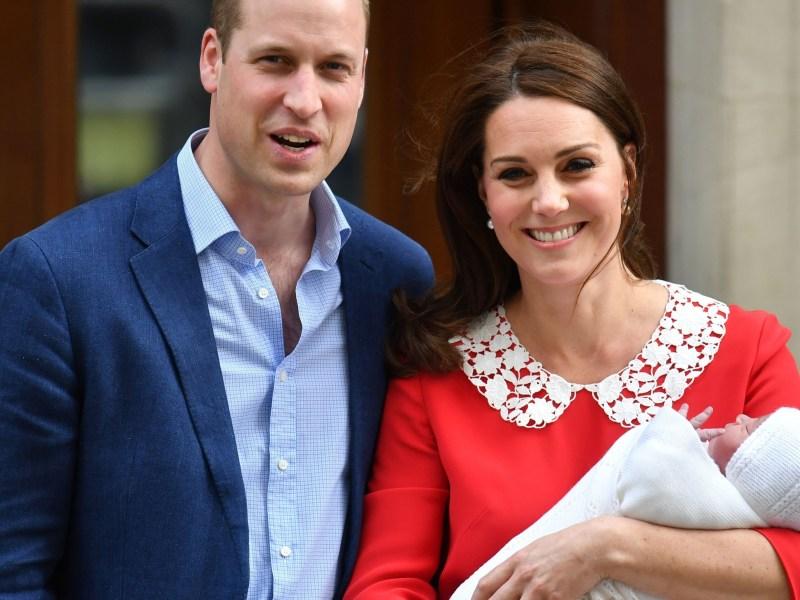 Kate Middleton : Une jeune maman inquiète pour son bébé