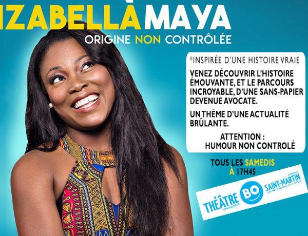 Izabella Maya – «Origine non contrôlée» –