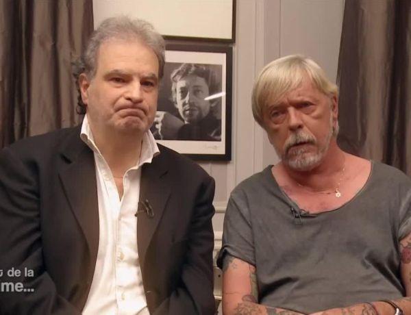 Renaud affaibli pour sa première apparition depuis sa cure : Le chanteur n'a toutefois pas perdu son sens de l'humour