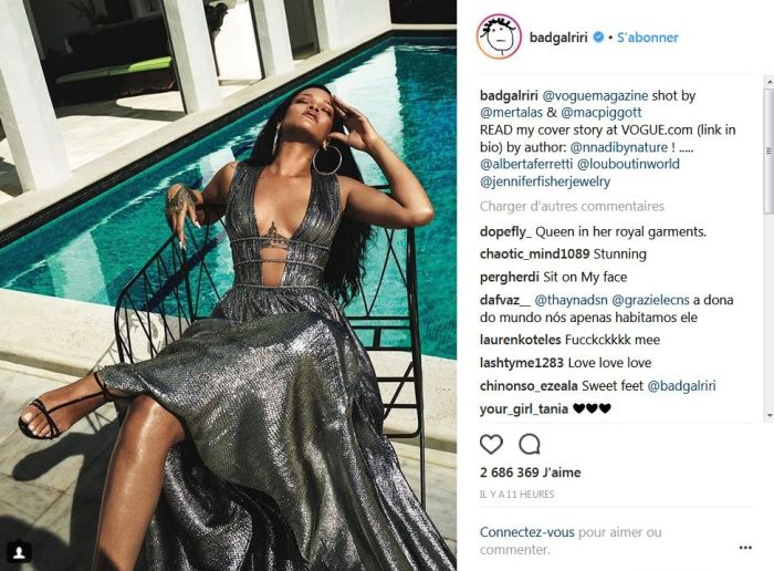 Rihanna « heureuse » : Elle en dit plus sur sa vie sentimentale !