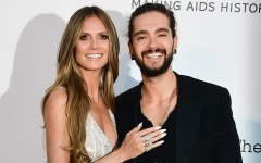 Cannes 2018 : Heidi Klum officialise sa relation avec Tom Kaulitz