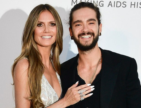 Cannes 2018 : Heidi Klum officialise sa relation avec Tom Kaulitz
