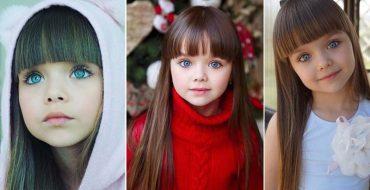 Anastasia Knyazeva : Élue la plus jolie petite fille du monde