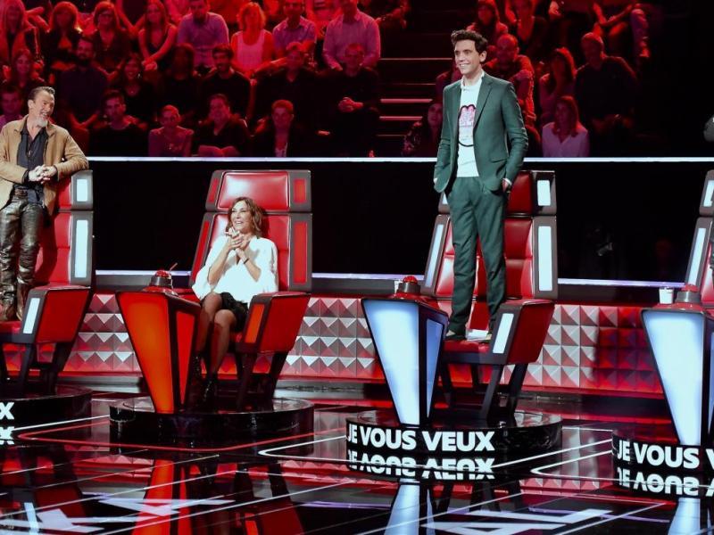 The Voice : Querelles en coulisses entre Zazie et Pascal Obipso ?