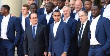 François Hollande aurait bien voulu voir Dimitri Payet au Mondial en Russie